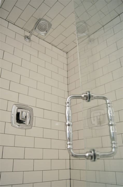 subway style tile 30 cool ideas and pictures of vintage bathroom wall tile
