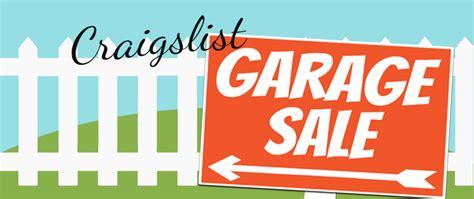 Garage Sales Ok by Garage Sale Sign Of The Week Hey Craigslist Garage
