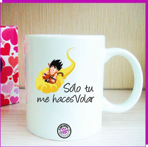 Color For Calm by Goku Peque 241 O Regalos Frikis Camisetas Tazas
