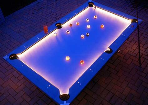 light up pool balls 12 must have pool for the man cave hiconsumption