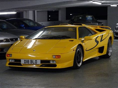 used lamborghini diablo used lamborghini diablo 5 7 sv 2dr for sale in
