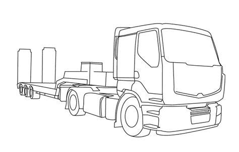Coloriage Transport 192 Dessins 224 Imprimer Et 224 Colorier Coloriage Transport Dessin Camion L