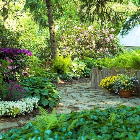 shade garden path white senderos escalinatas garden paths pinterest shade garden