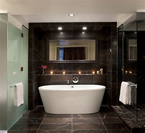 black bathroom tiles ideas 30 black marble bathroom tiles ideas and pictures