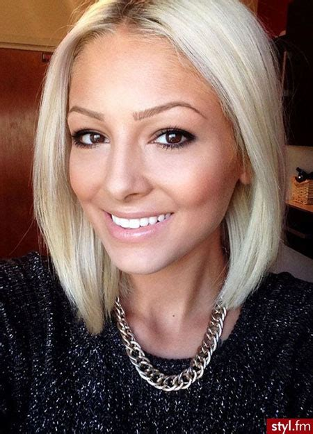 platinum blonde bob hairstyles pictures 35 best bob hairstyles short hairstyles 2017 2018