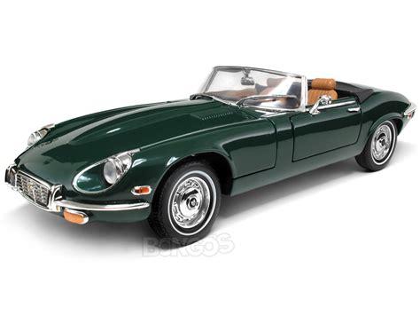 Yatming Jaguar diecast cars jaguar 1971 jaguar e type roadster 1 18