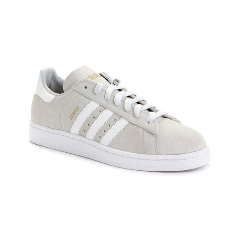 light grey sneakers adidas cus 2 sneakers in gray for light grey white