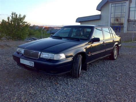 how petrol cars work 1996 volvo 960 transmission control 1996 volvo 960 pictures 2 5l gasoline fr or rr manual for sale
