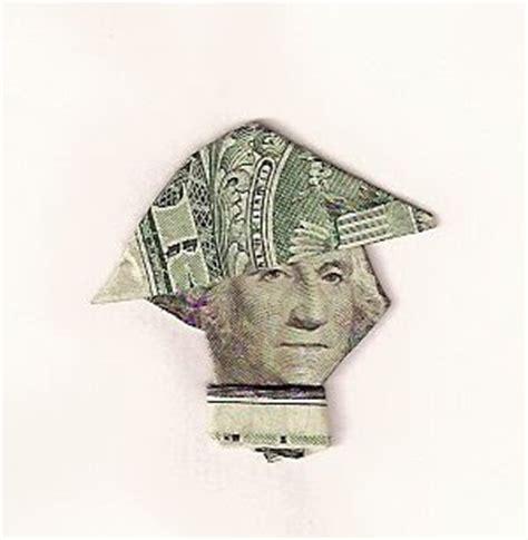 Money Origami Hat - money origami washington hatmoney origami