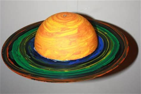 planet saturn project ideas in all honesty how we made a model of saturn