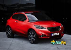 Peugeot Crossover Review Peugeot 208 Crossover Peugeot Suv Johnywheels