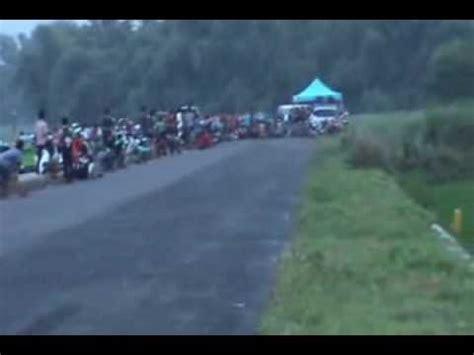 Lu Satria Fu setting drag bike satria fu