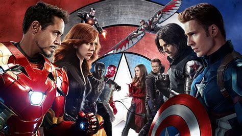 la esperada nueva produccin de marvel capitn amrica civil war captain america civil war film 2016 senscritique