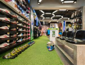 Shoe And Boot Storage Ari Football Flagship Store By Whitespace Bangkok