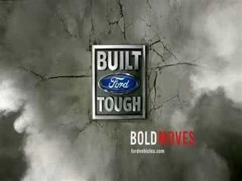 ford commercial logo ford duty bowl preview ad the logo slam