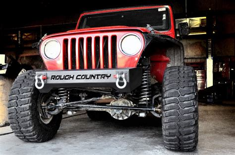 stubby jeep bumper stubby front bumper for jeep tj yj wrangler 1011