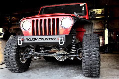 Jeep Wrangler Stubby Bumper Stubby Front Bumper For Jeep Tj Yj Wrangler 1011