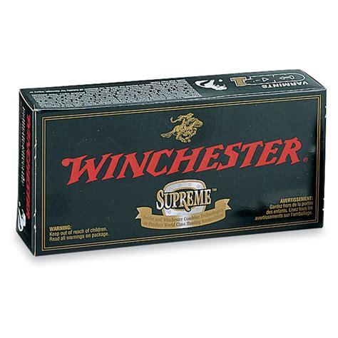 winchester supreme winchester supreme ballistic silvertip 7mm rem mag 140