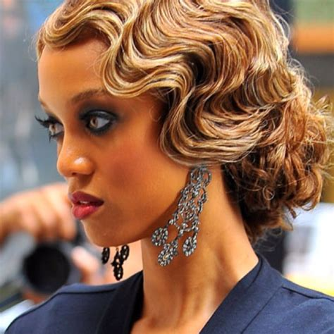 Finger Wave Updo Hairstyles by Vintage Finger Wave Hairstyles To Try In 2016 Haircuts