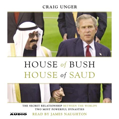 House Of Saud by House Of Bush House Of Saud Abridged Audiobook