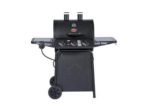 char griller grillin pro 3001 gas grill consumer reports