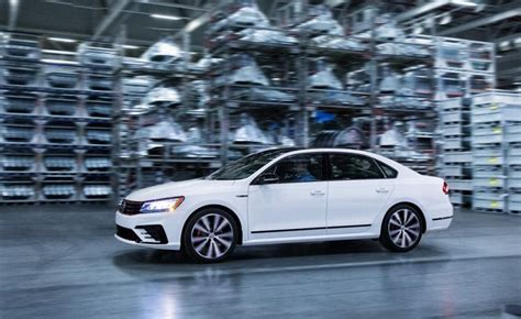 2018 Passat Gt by Look 2018 Volkswagen Passat Gt Ny Daily News