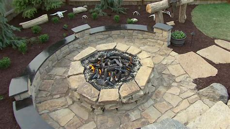 building firepit diy pit ideas for backyard with floor