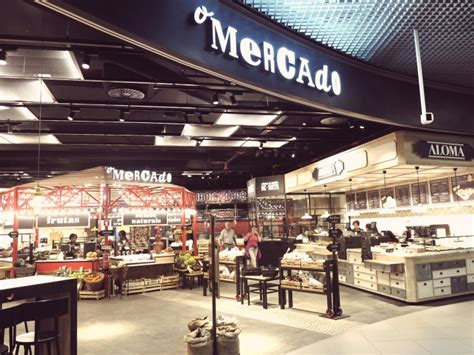 food court restaurant design o mercado restaurant food court by gac3000 lisbon