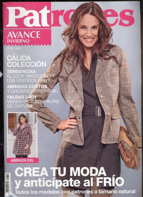 revista de patron es revistas de manualidades gratis patrones avance invierno