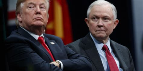 jeff sessions whittaker the constitution and trump s temporary attorney general