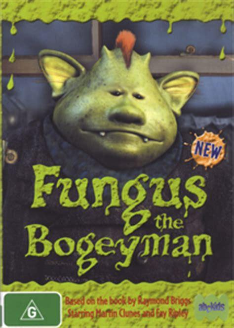 bogeyman books fungus the bogeyman