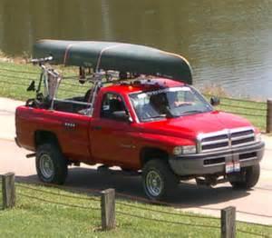 canoe racks for trucks