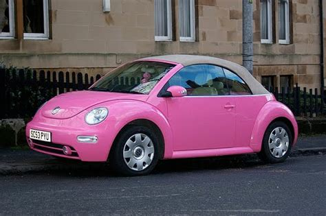 pink punch buggy miss priss morgan punch buggy