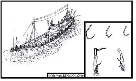 Pancing Ulur macam macam alat penangkap ikan toga ikan