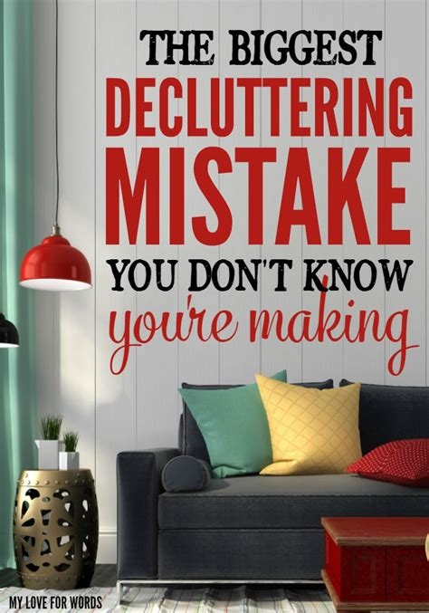 decadent decluttering how to declutter your stuff to find meaning and simplify your books the decluttering mistake you re