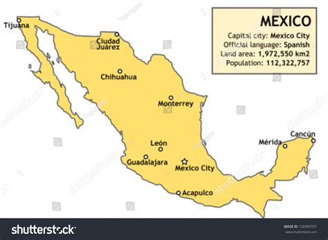 map of mexico major cities mexico map with major cities
