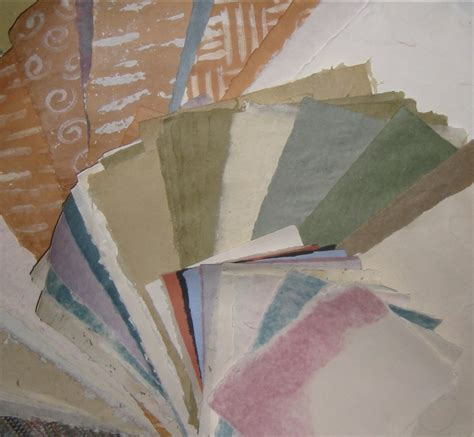Handmade Paper Seattle - handmade papers ashton studio