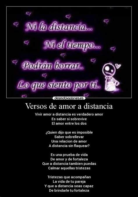 Imagenes De Versos De Amor A Distancia | versos de amor a distancia desmotivaciones