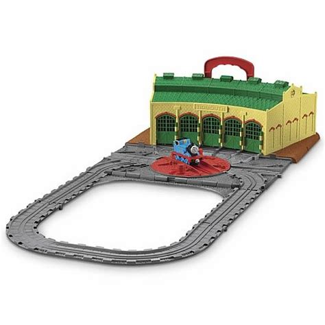 Tidmouth Sheds Roundhouse by Friends Tidmouth Sheds Roundhouse Playset
