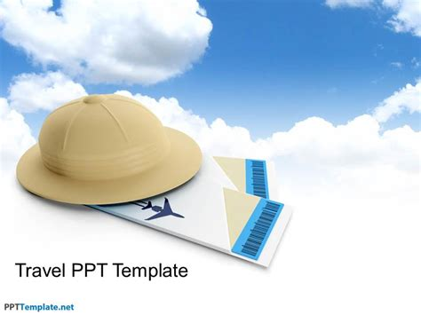 travel powerpoint templates free travel ppt template