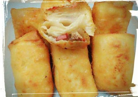 resep cibay isi ayam sosis cabai oleh ummu nafis hammam