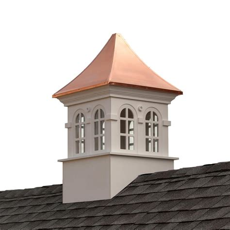 Copper Cupolas by Directions Smithsonian Stafford 36 In X 58 In Vinyl