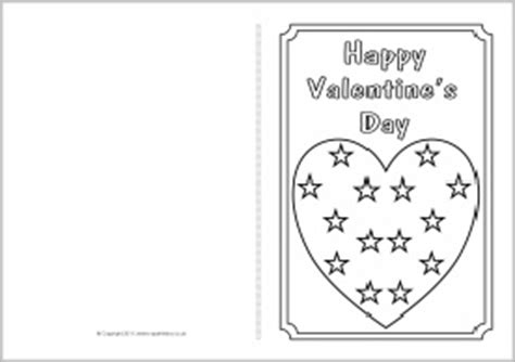 valentines day template card maker coloring acitivities valentines day card template for