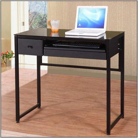 desk with drawers on left side white hollow left or right facing corner desk desk