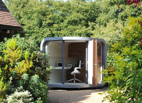 backyard office pod outdoor office for homeworkers by officepod impressive