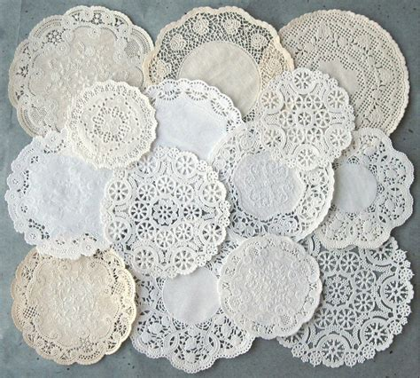 What To Make With Paper Doilies - 10 best images about die cut on cut paper