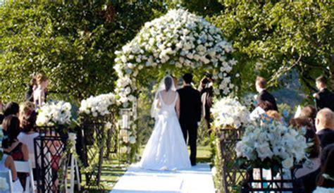 Premier wedding reception facilities in the Los Angeles area.