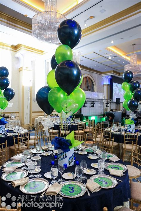 25 best ideas about bar mitzvah centerpieces on