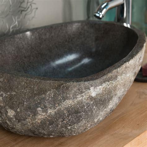 Impressionnant Vasque A Poser Salle De Bain #4: Ori-vasque-a-poser-en-pierre-naturelle-galet-de-riviere-40-cm-293_437.jpg