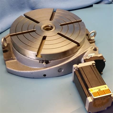 rotary table rotary table 12 inch cnc 4th axis ebay